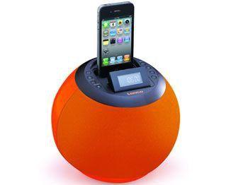 Lenco Ipd-4600 oranje. De Lenco IPD-4600 weet ondanks zijn compacte formaat toch 50 Watt te produceren. De luidspreker speelt muziek af vanaf iPod, iPhone of FM-radio. Doormiddel van een aux-kabel is het ook mogelijk een andere geluidsbron aan te sluiten. #oranje #wkvoetbal #wkbrazilie2014 #wkoranje #oranjeproducten
