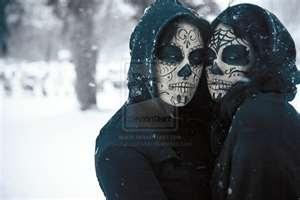 Sugar Skull Faces