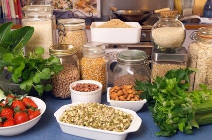 List of Foods for Low Glycemic Diet