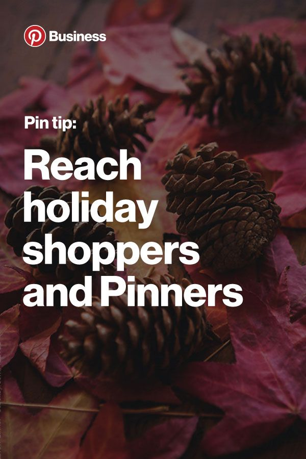 Right now, people are looking for holiday help from businesses like yours. Promote your merriest ideas and turn ho-hum into ho-ho-ho.