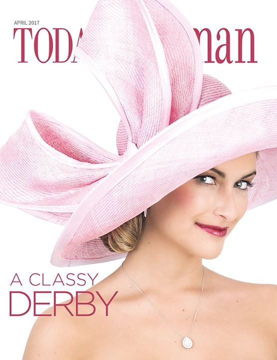 We'd like introduce you to our next Kentucky Derby Festival Princess and cover model Natalie Brown.  Hat: Christine A. Moore Millinery   Kentucky Derby Heuser Hearing Institute THE FILLIES, INC | OFFICIAL PAGE Rodes For Him For Her Gumer & Co. Jewelry #lovelylady  #simplylovelylady  #ladyaccessary  #ladyscarf