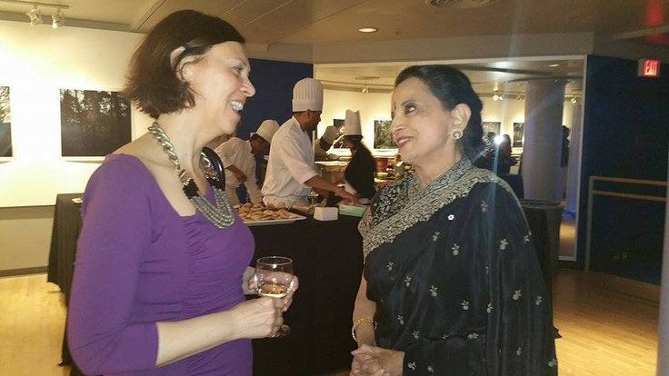 Lata Pada dancer/advocate celebrates 25 years of showcasing Indian classical dance with her company Sampradaya. Loved the production Nirantara at Harborfront in Toronto.