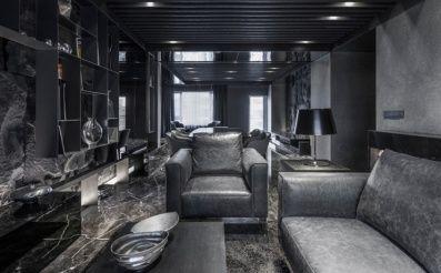 Predstavte si nádherné ráno v presvetlenej žiarivej spálni. O takejto predstave môžu majitelia nasledujúceho domu len snívať, no o luxus majú postarané.