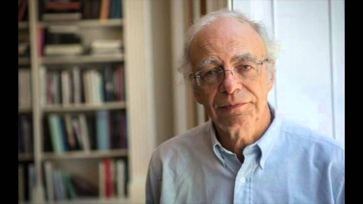 Peter Singer Interview on Euthenasia, Suicide, the Right to Die
