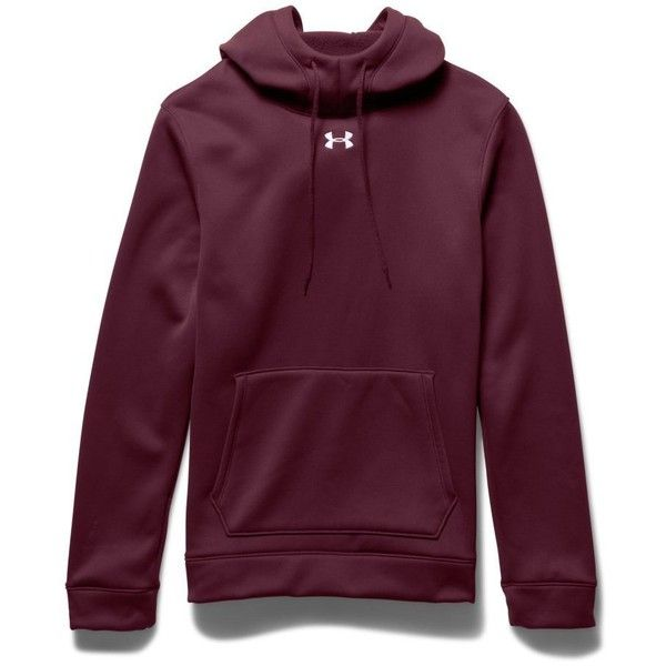 Under Armour Women's UA Storm Armour Fleece Hoodie ($45) ❤ liked on Polyvore featuring tops, hoodies, fleece hooded sweatshirt, hooded sweatshirt, sweatshirt hoodies, under armour shirts and fleece shirt