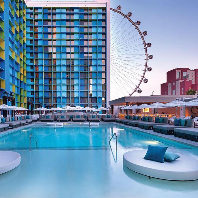 The Linq Hotel Las Vegas Hotwire On Instagram Las Vegas