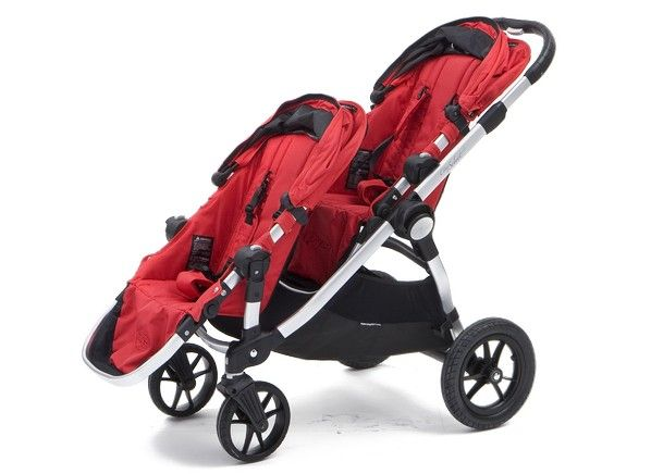 Baby Jogger City Select with Double Seat Stroller Consumer ...