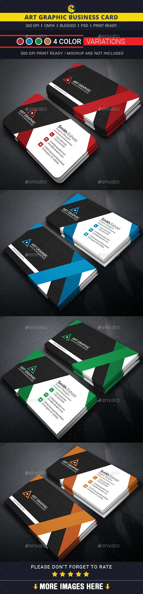 265 Best Business Card Images On Pinterest Business Card Design