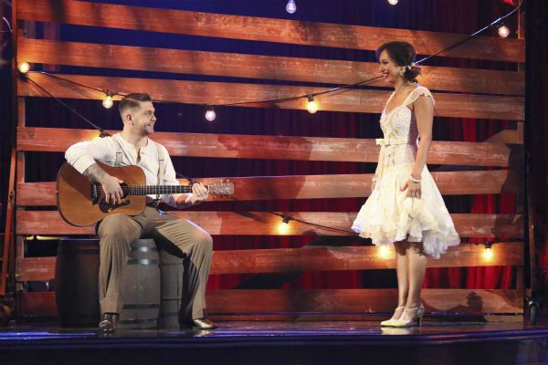 "Finale - Jack & Cheryl (Judges' Choice Dance) Jive to""Going Up the Country"" by Canned Heat Scores: 8+8+8=24"