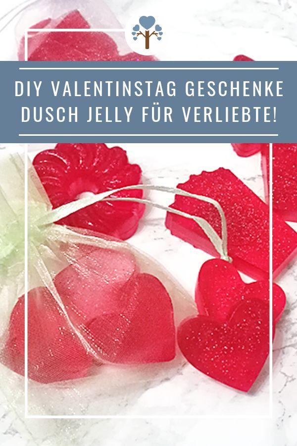 DIY – Tolle Geschenkidee! Bunte Dusch Jelly's