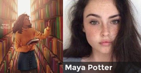 Maya Potter | What would your Hogwarts life be like (long answers)