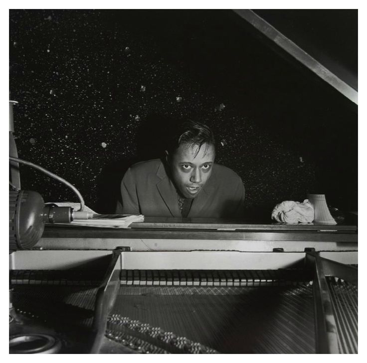 """HORACE SILVER (1928-2014) BY FRANCIS WOLFF Horace Silver, an extraordinarily creative pianist and composer who brought soulfulness, a rhythmic spring and what he called a """"meaningful simplicity"""" to hard bop, died of natural causes on June 18, at his..."""