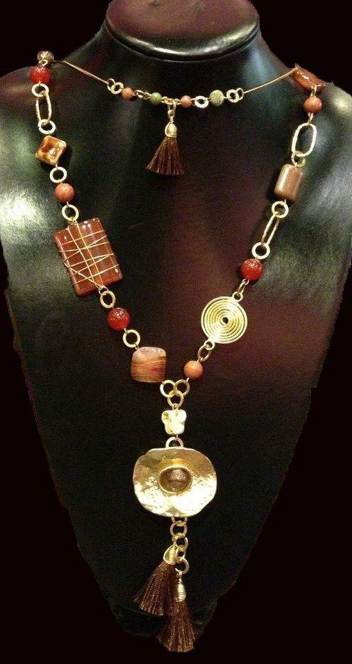 Best 25 collares de piedras naturales ideas on pinterest for Piedras naturales