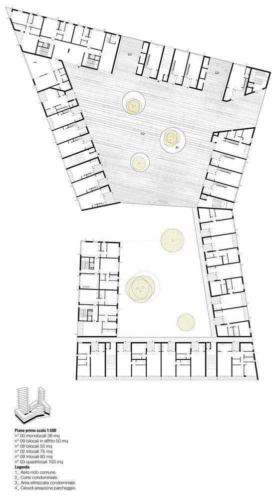 Gallery - Social Housing in Milan / StudioWOK - 8