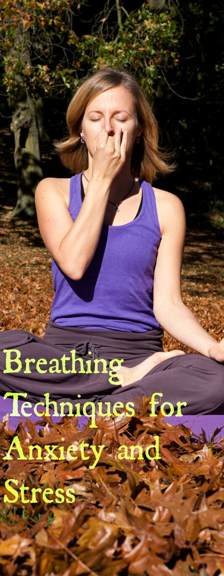 Breathing Techniques for Anxiety, Stress, and a Good Night's Sleep