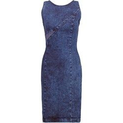 Gaudi Sukienka jeansowa unico