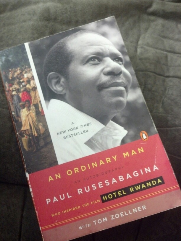 an ordinary man paul rusesabagina essay In the book, an ordinary man, by paul rusesabagina, it talks about how paul saved many lives during the rwanda genocide paul could first tell the start of the genocide when his best friend was expelled from school because he was known as a tutsis.