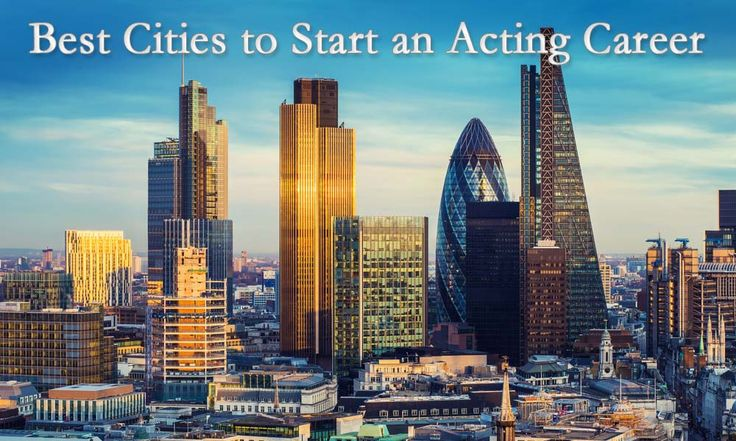 Here's a list of alternative cities to start an #acting career (that's no LA, NYC or Los Angeles). #actors  http://actinginlondon.co.uk/best-location-for-an-acting-career/