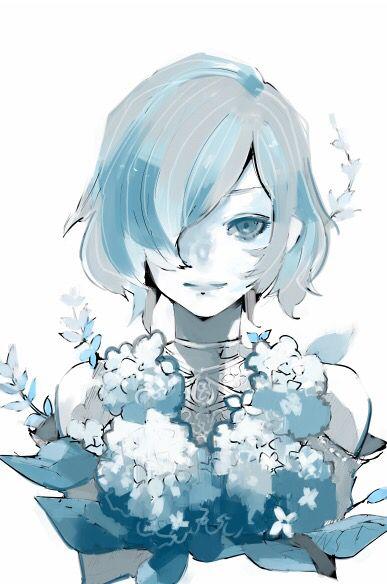Ishida Sui Art- Twitter