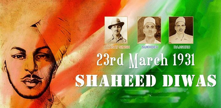 Martyrs Day 2017: Bhagat Singh Sukhdev Thapar and Shivaram Rajgurus sacrifice remembered on Shaheed Diwas Bhagat Singh Sukhdev Thapar and Shivaram Rajguru are remembered on Shaheed Diwas in the country  Martyrs Day which is observed on March 23 is also knowns as Shaheed Diwas or Sarvodaya Day. On this days Indians pay homage to three martyrs who sacrificed their lives for the country. Bhagat Singh Sukhdev Thapar and Shivaram Rajguru are remembered on this day and homages are paid to the…