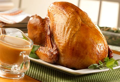 Whether it's your first time roasting a turkey, or you're a seasoned pro, you can ensure flavorful results with this tried-and-true recipe. It's so simple to make this classic, you'll find it's your anytime turkey recipe...no need to wait for Thanksgiving.