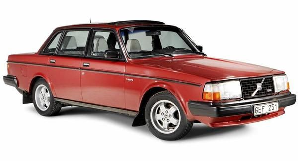 Volvo 240 Turbo #cars #coches #carros