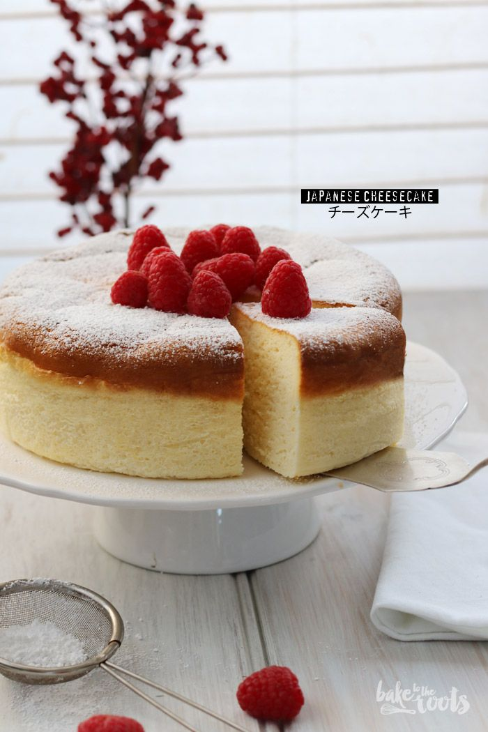 Japanese Cheesecake aka. Cotton Cheesecake aka. チーズケーキ – Bake to the roots