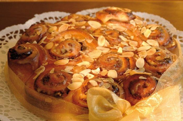 Rosenkuchen Rezept Lebensmittel Essen Kochen Und Backen Und Kuchen
