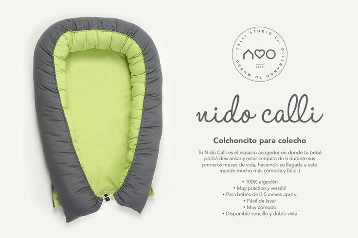 #Nido #NidoBebé #babynest #colecho #cuna