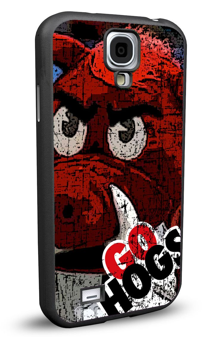 Arkansas Razorbacks Cell Phone Hard Protection Case for Samsung Galaxy S5, Samsung Galaxy S4 or Samsung Galaxy S4 Mini