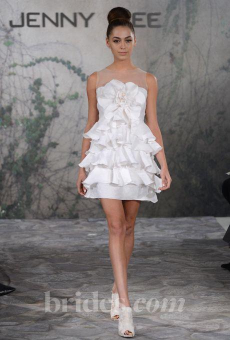 Jenny Lee designer wedding dresses - Fall 2013
