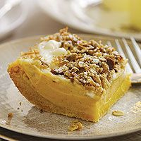 Sweet Potato Cheesecake Squares | Favorite Recipes | Pinterest