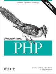 "Buchvorstellung ""Programming PHP"" #t3see"