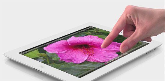 Den beryktade iPad 3 har nu blivit officiell som The new iPad eller enbart iPad.