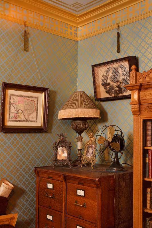 Victorian Walls 475 best vintage decor images on pinterest   colors, living spaces