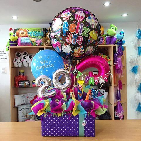 Cumpleaños #20 de Gabriela ✨ lindo obsequio de sus seres queridos  Un detalle #JoliandGift