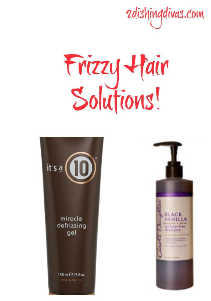 Have frizzy hair?  Feel like it's a literal headache! Here are some salon…