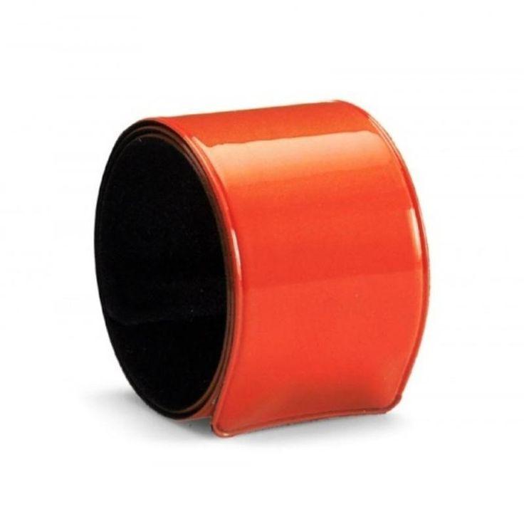 Набор световозвращающих браслетов из 2-х шт. оранжевый