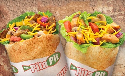 Pita Pit- I wish we had one here!