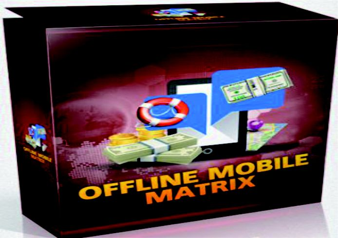 riulaki: give you Offline Mobile Matrix for $5, on fiverr.com