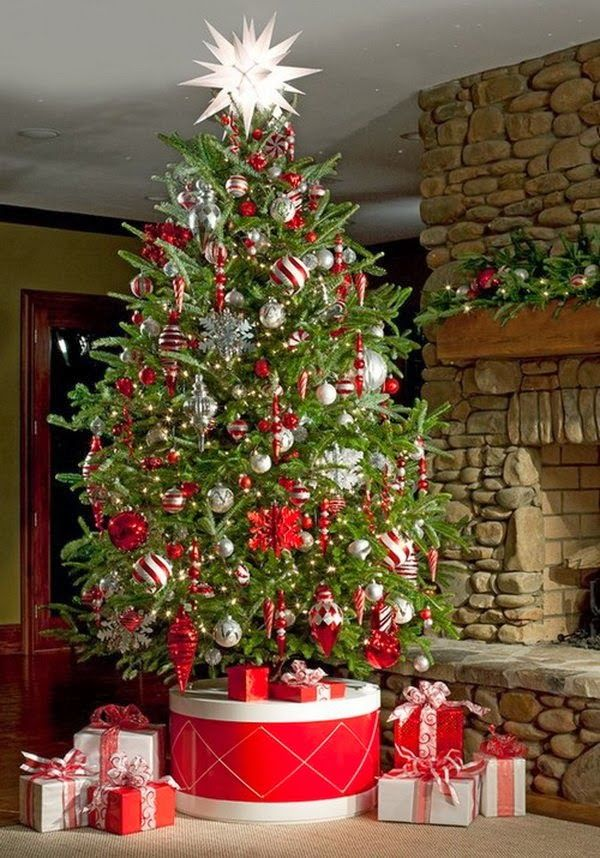 Christmas Decorations Ideas 2014 21 best images about christmas tree ideas on pinterest | trees