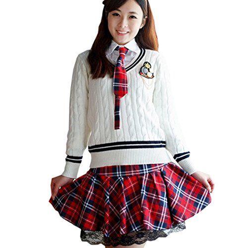 Partiss Maedchen Sweet Japan Schuluniform Fancy Dress Kle... https://www.amazon.de/dp/B01CJG3FC2/ref=cm_sw_r_pi_dp_T45txbXH5KP2W