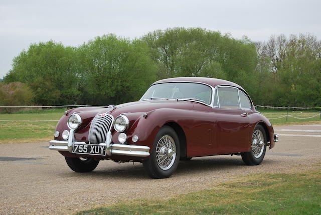 1958 Jaguar XK150 3.4-Litre Coupé