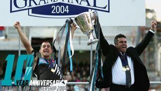 Video - The Final Siren, 2004 Premiership recap