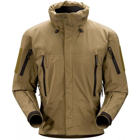 Arc'teryx LEAF Alpha Jacket