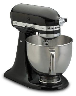 KitchenAid(R) Artisan Stand Mixer, Onyx Black