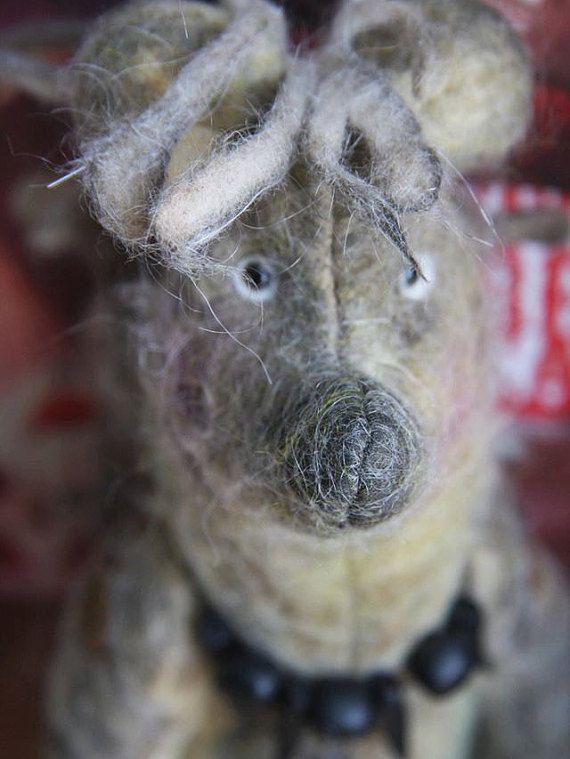 Tonny  kid or interior toy Teddy bear style от CraftNonstop