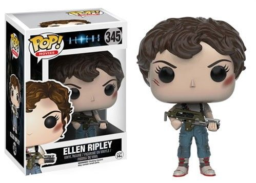 """From+Funko.+<b>Ellen+Ripley</b>+makes+her+Pop!+debut+alongside+a+super-sized+6""""+Alien+Queen+Pop!+"""