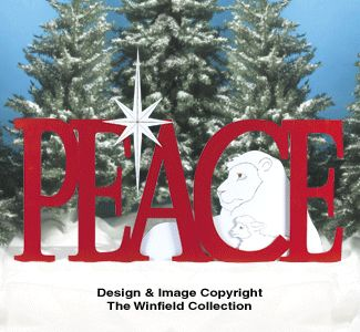 17 best images about winfield collection on pinterest for Christmas yard signs patterns