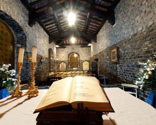LA BIBBIA a Castello della Spizzichina, Roma